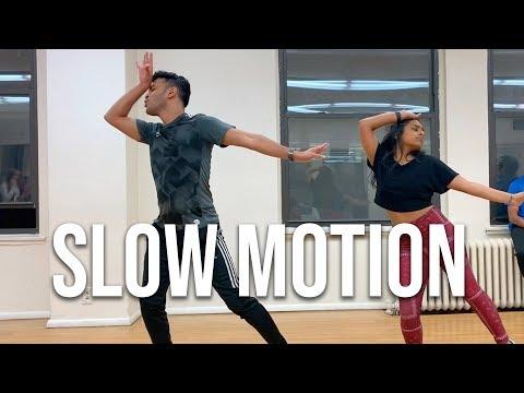 Bharat: Slow Motion | Rohit Gijare Choreography | Salman Khan, Disha Patani | Dance