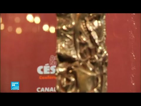 العرب اليوم - شاهد:استعدادات للدورة الـ 44 من حفلة توزيع جوائز سيزار للسينما الفرنسية
