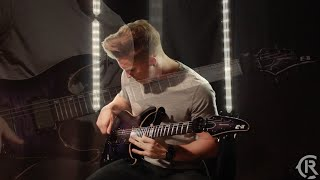 Shatter Me - Lindsey Stirling (feat. Lzzy Hale) - Cole Rolland (Guitar Remix)