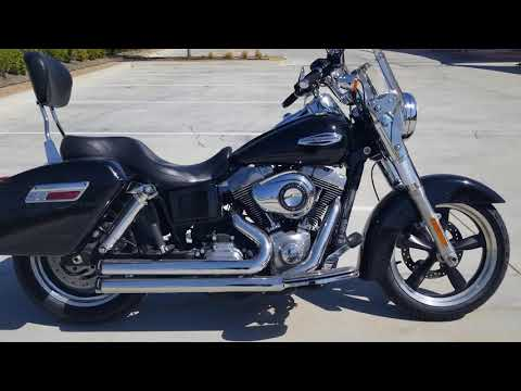 2012 Harley-Davidson<sup>®</sup> Switchback<sup>™</sup> FLD