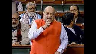 CAB in LS: How Amit Shah defends tabling of the contentious Bill