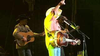 Alan Jackson - It's Five O'Clock Somewhere, live at Infinite Center Duluth Atlanta, 29 Jan 2017