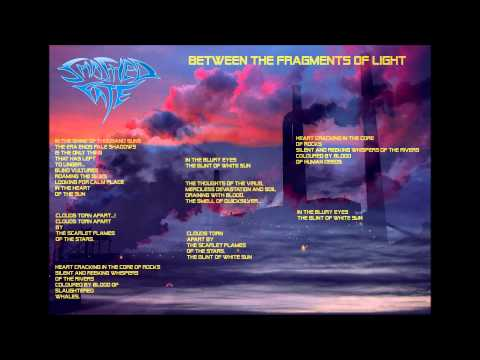Smashed Fate - BETWEEN THE FRAGMENTS OF  LIGHT (single 2015)