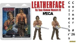 NECA Texas Chainsaw Massacre 3 Leatherface Figure - Collector's Corner