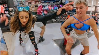EXTREME DARES IN PUBLIC *kicked out*