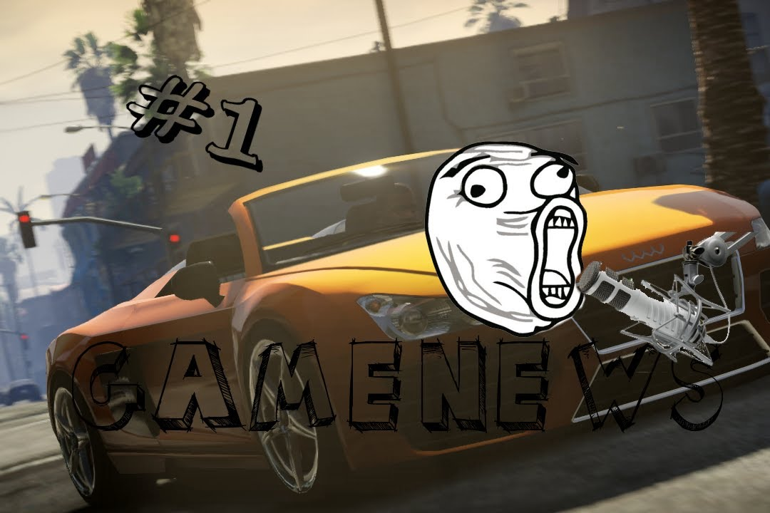 Gamenews #001 - GTA V, Bioshock Infinite, Hackerangriff aufs Battlelog