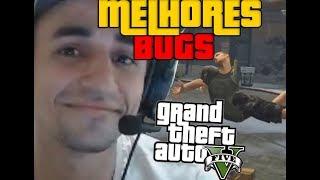 OS MELHORES BUGS - GTA V ROLEPLAY