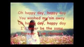 Jesus Culture-Oh Happy Day (with lyrics)