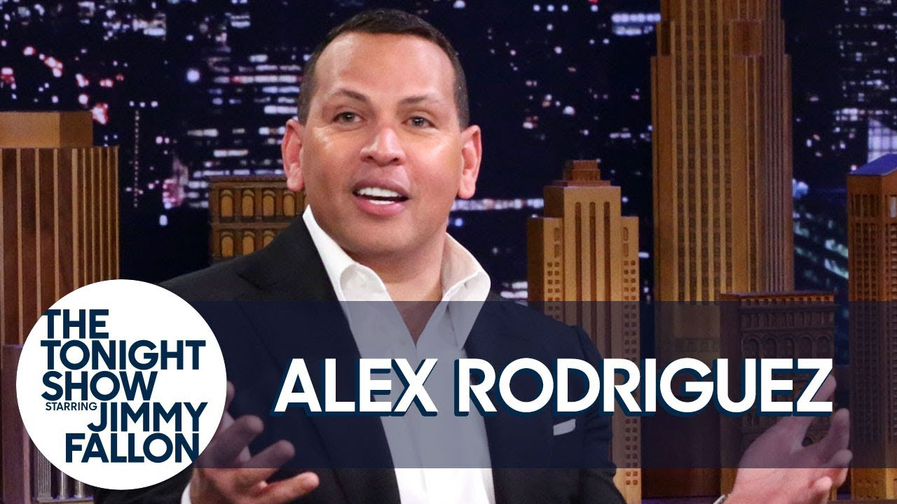 Alex RodriguezReacts to 1998 Footage of Him Declaring Jennifer Lopez His Dream Date thumbnail