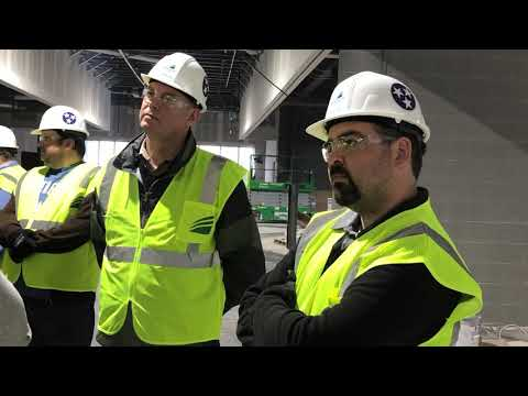 Video: Rowell talks about Technical Education Complex