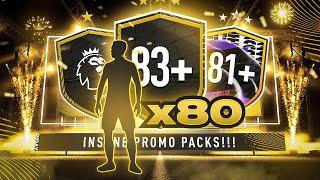80 x UPGRADE PACKS! - FIFA 21 Ultimate Team