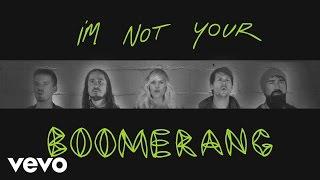 Walk Off The Earth - Boomerang (Lyrics)