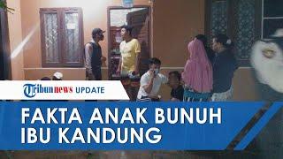 Fakta Pria Bunuh Ibu Kandung di Prabumulih, Sempat Cerita ke Adik hingga Riwayat Gangguan Jiwa