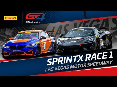 RACE 1 - LAS VEGAS MOTOR SPEEDWAY - Pirelli GT4 America - SprintX 2019