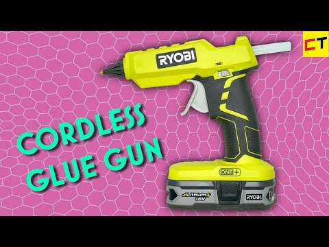Upgrade your glue gun