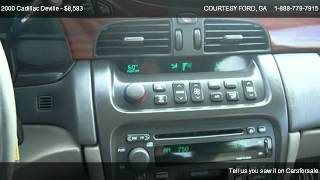 2000 Cadillac Deville NORTHSTAR - for sale in Conyers, GA 30013