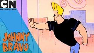 Johnny Bravo   Becoming the Worst Super Hero   Cartoon Network