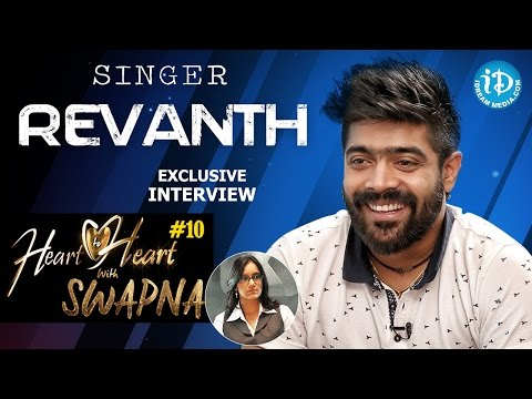 Indian Idol 9 Winner L V Revanth Exclusive Interview || Heart To Heart With Swapna #10