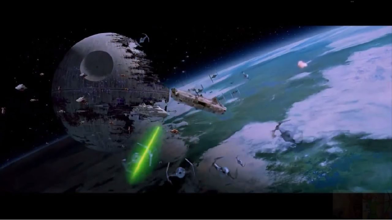 What's Your Favourite Scene From Star Wars?