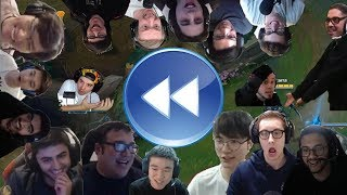 Synapse Rewind - Best of 2017 - League of Legends Stream Moments