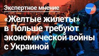 Ищенко об экономической войне между Украиной и Польшей