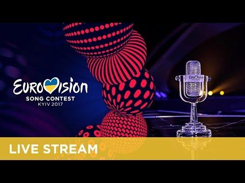 Видео открытия Евровидения-2017