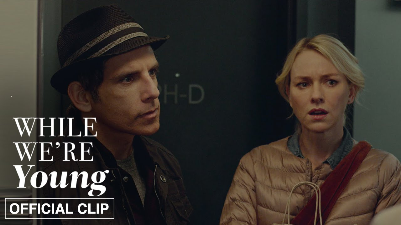 Trailer för While We're Young