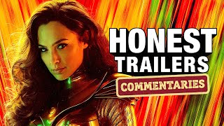 Honest Trailers Commentary | Wonder Woman 1984 by Clevver Movies