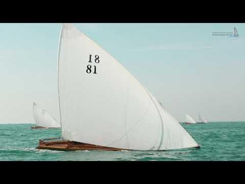SHZF Dhow Sailing Race 22 FT, R1
