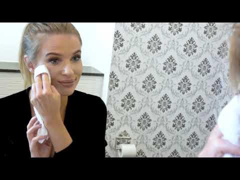 Micro Peeling Sensation - Gesichtsreinigungstuch Anwendung