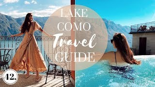 LAKE COMO ITALY - The most beautiful place I've ever been! | Vlog 42