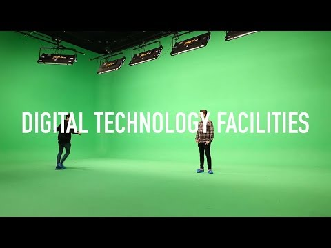 Studio Fun – Digital Technology Facilities at Birmingham City University