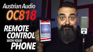 """Incredible versatile"" - Chris Selim tries the Austrian Audio OC818"