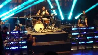 All Time Low - If These Sheets Were States (Live on 11/11/2012)