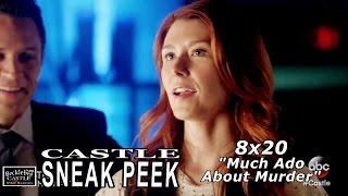 Castle 8x20 Sneak Peek #3