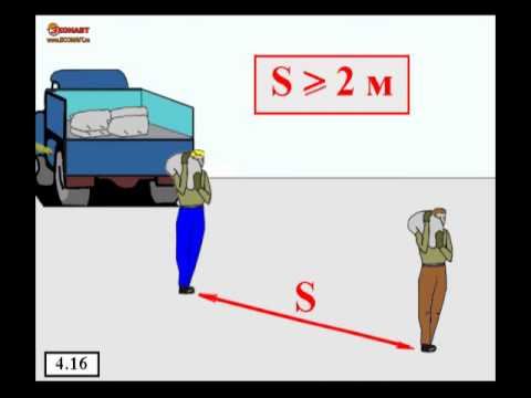 Погрузочно-разгрузочные работы, транспортирование и размещение грузов