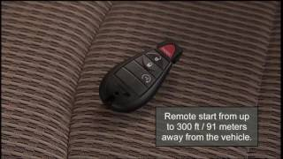 Key Fob-How key fob programming lets you unlock 2017 Ram Chassis Cab using the keyless entry car fob