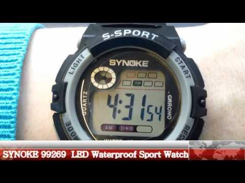 sport watch , cheap , with cronometer waterproof