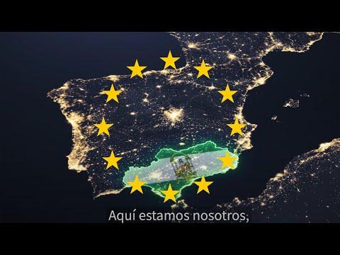 Andalucía siente Europa