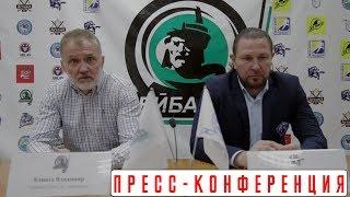 Пресс- конференция по итогам серии «Бейбарыс» - «Кулагер».