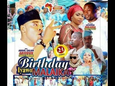 IYAWO MALAIKA BIRTHDAY 1