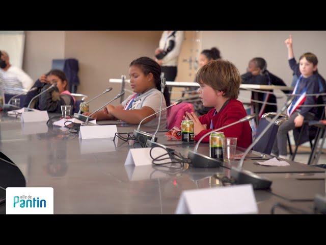 Conseil des enfants pantinois, 2020