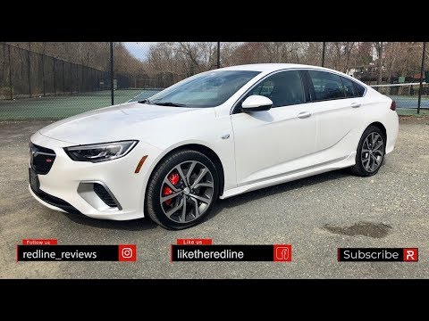 2019 Buick Regal GS – The Unexpected Sport Sedan?!