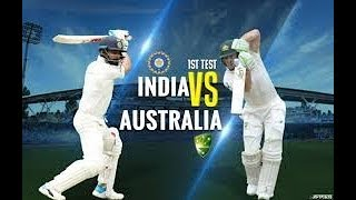 Live: IND Vs AUS 2ND Test | LIVE SCORE  | 2018 Series