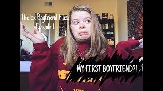 I ASKED OUT MY FIRST BOYFRIEND || The Ex Boyfriend Files: Episode 1 | Alyssa Michelle - Video Youtube
