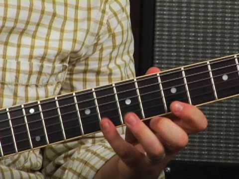 Learn how to play blues lead guitar create licks practice
