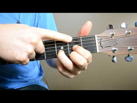 Guitar Chords Open Bm7, D/F#, G/B - Move Forward Guitar