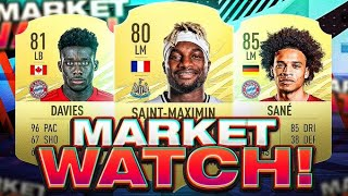 FIRST EVER FIFA 21 MARKET WATCH! KEEP OR SELL?! FIFA 21 Ultimate Team
