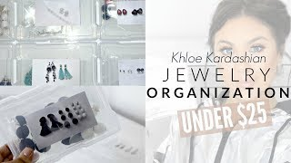 The ULTIMATE Jewelry Storage Under $25 !