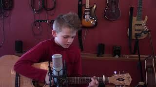 Ed Sheeran's New York (Acoustic Cover)